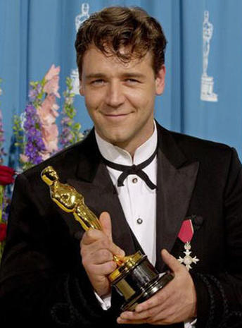 Oscar-Winning Men: 2000-2009