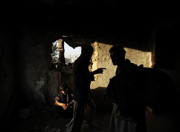 Afghanistan Drug Addiction