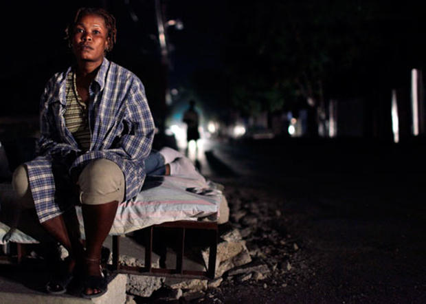 Haiti's Homeless