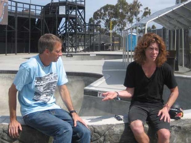 Hangin' with Shaun White