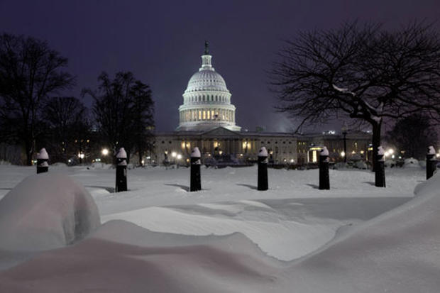 Washington Winter Storm