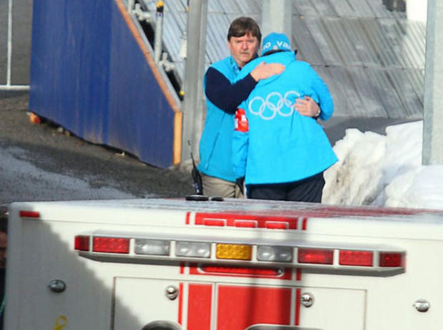 Tragedy at the Olympics