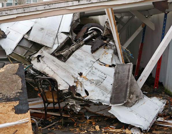 California Plane Crash