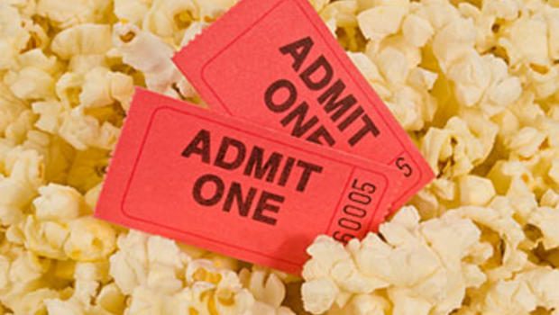 Live Nation Coupon >> Movie Ticket Prices Set To Rise - CBS News