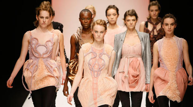 London Fashion Week 2010