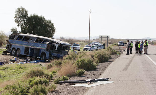 Arizona Bus Crash