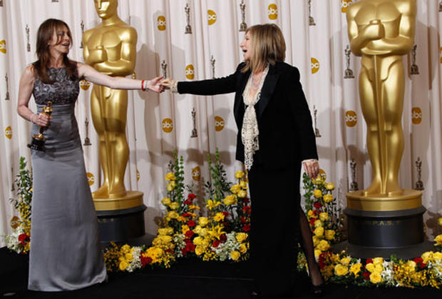 Inside the Oscar Winners' Circle