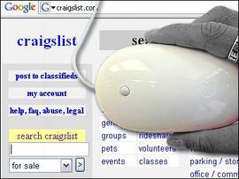 generic craigslist internet computer mouse