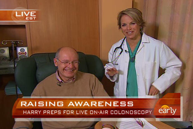 Harry Smith's Colonoscopy