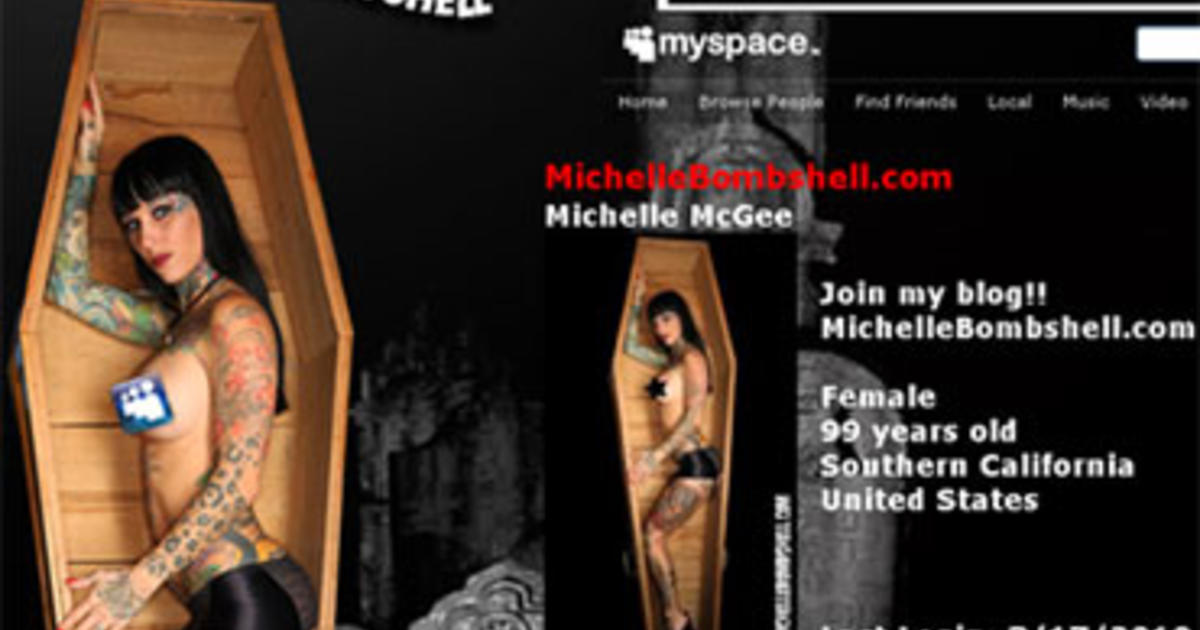 Michelle bombshell mcgee stripper video