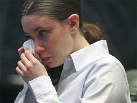 Casey Anthony Update: Charity Distances Itself from Family After Offer to Donate Caylee's Shoes