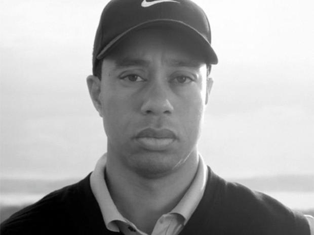 Tiger Woods Nike Commercial