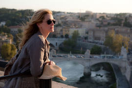 Julia Roberts takes on the leading role in this film about world travel and self-discovery. (Columbia Pictures)