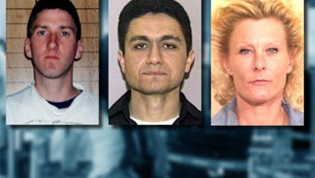 "Oklahoma City bomber Timothy McVeigh, 9/11 hijacker Mohammed Atta, and Colleen LaRose (a.k.a. ""Jihad Jane"")."