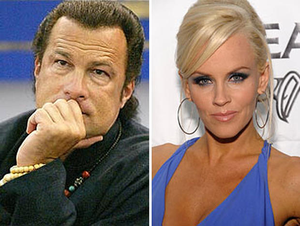 Image result for images of jenny mccarthy and steven seagal
