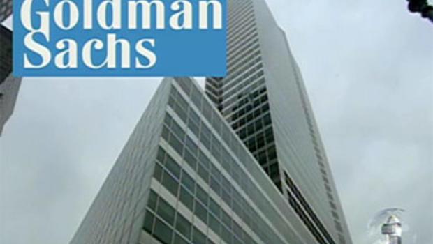 generic Goldman Sachs headquarters logo
