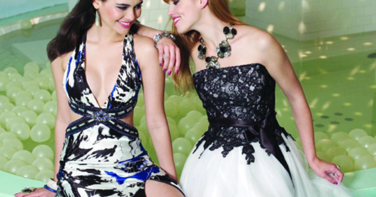 Skimpiest Prom Dress