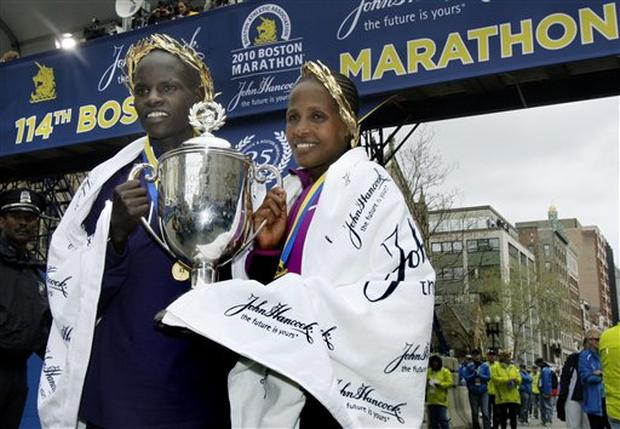 Boston Marathon 2010
