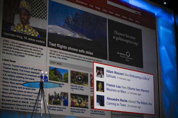 Inside the Open Graph at Facebook's F8 (photos)