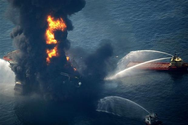 Louisiana Oil Rig Explosion