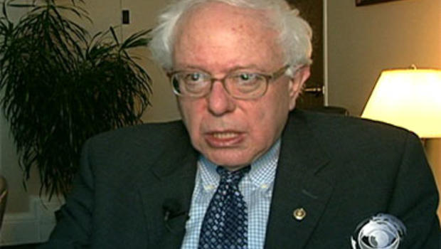 "Sen. Bernie Sanders (I-Vt.) said the credit rating agencies ""failed completely"" in the run up to the financial meltdown."