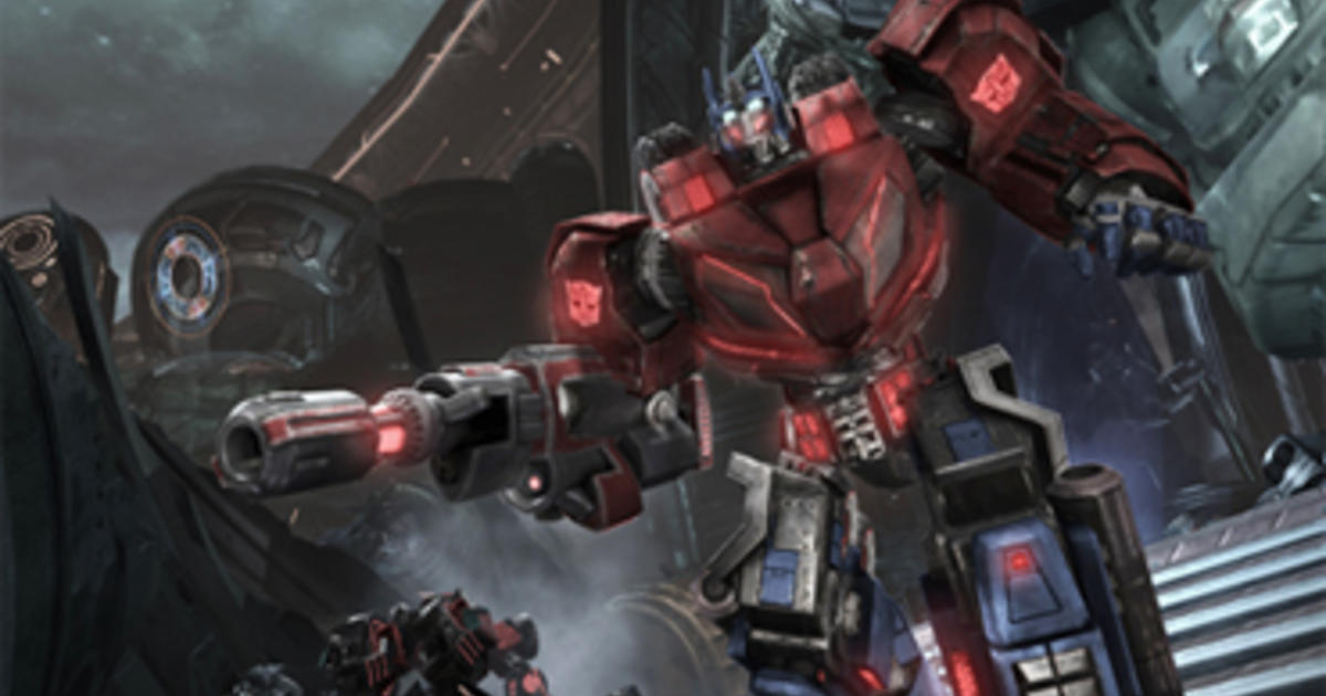 Transformers Wii Vs Ps3 And Xbox360 Version Cbs News