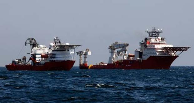 Gulf Oil Spill Containment Efforts