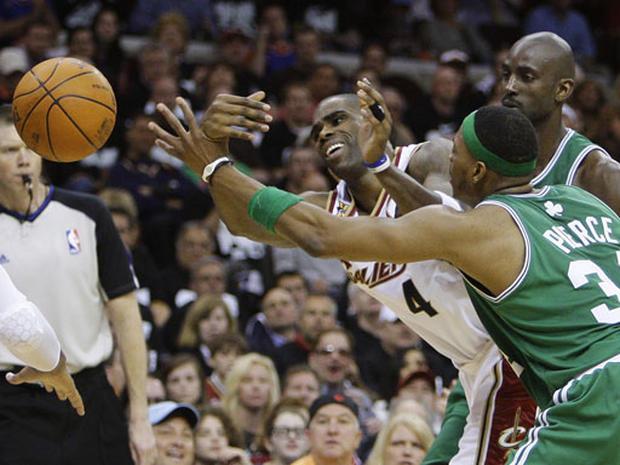 NBA Second Round Playoffs