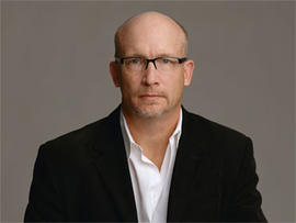 "Alex Gibney, director of the documentary ""Casino Jack and the United States of Money."""