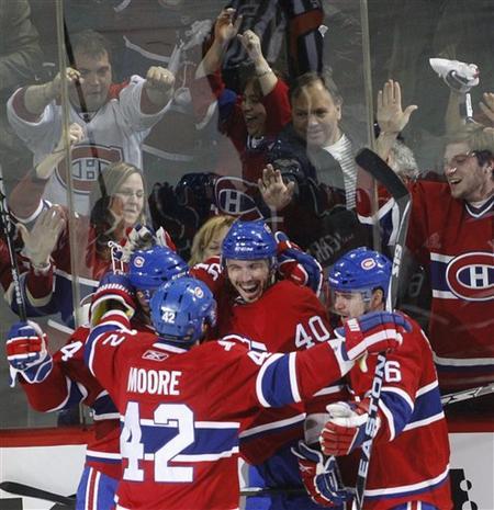 NHL Second Round Playoffs