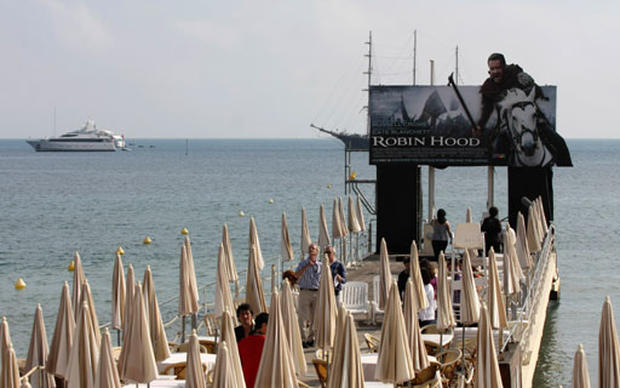 Cannes 2010 Preparations