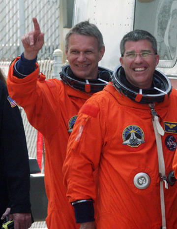 Atlantis' Final Mission