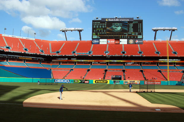 Ballpark Roadtrip: Sun Life Stadium