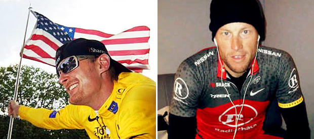 floyd landis and lance armstrong