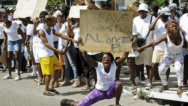 jamaica a failed state essay