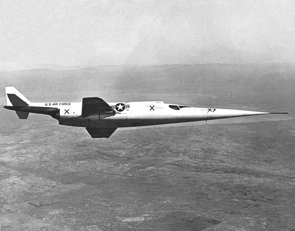 X-43 hits Mach 9 6 - X-Planes: The world's fastest jets - Pictures