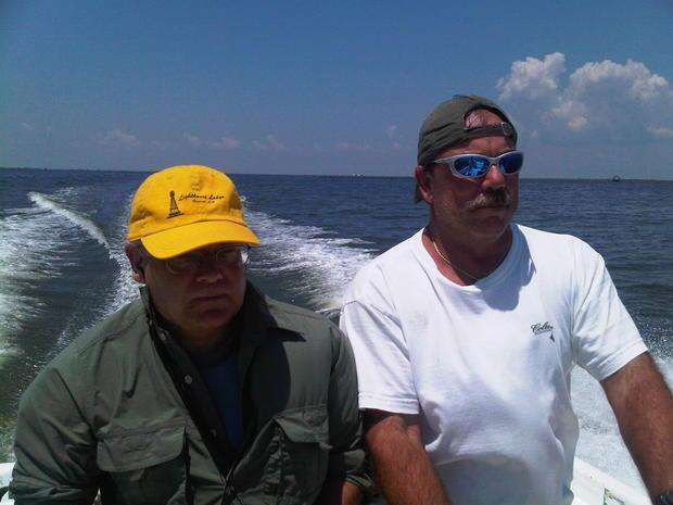 Surveying the Gulf