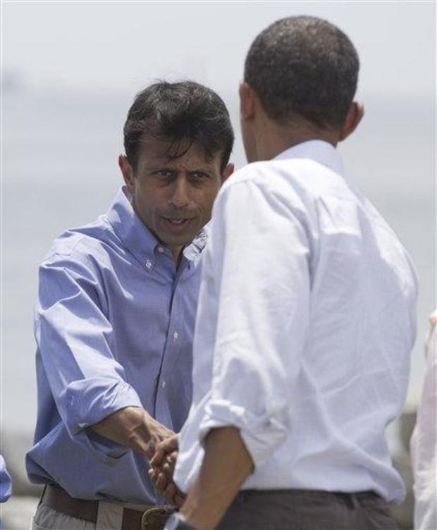 Barack Obama, Bobby Jindal