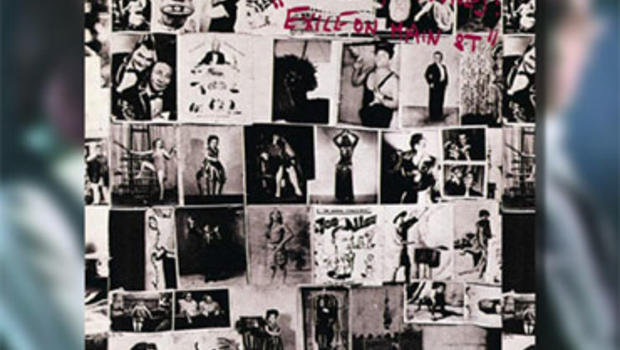 """The Rolling Stones' 1972 album, """"Exile on Main Street."""""""