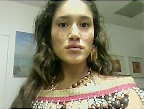 Q'orianka Kilcher: Arrested at the White House