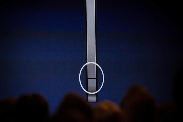 iPhone 4 antenna system
