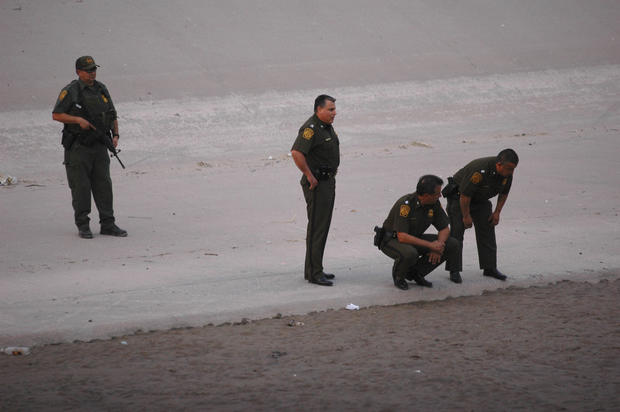 Mexican Border Shooting [GRAPHIC CONTENT]