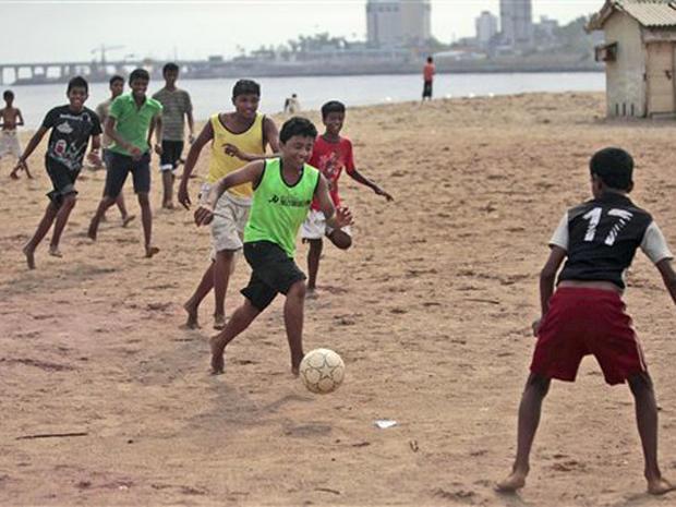 Summer Soccer Fun