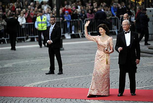 Royal Wedding Preparations