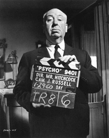 "Alfred Hitchcock's ""Psycho"""
