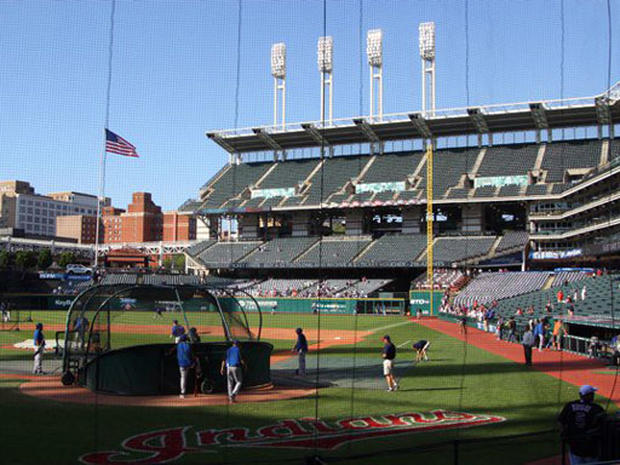 Ballpark Roadtrip: Progressive Field