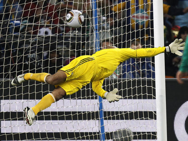 2010 World Cup - Semifinals