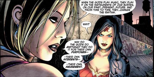 Wonder Woman's New Look