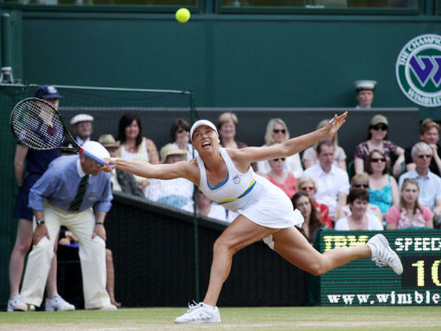 2010 Wimbledon - Final Rounds