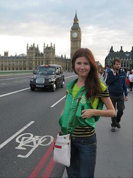 Anna Chapman (Personal Photo)